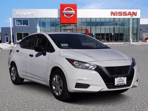 2021 Nissan Versa for sale at EMPIRE LAKEWOOD NISSAN in Lakewood CO