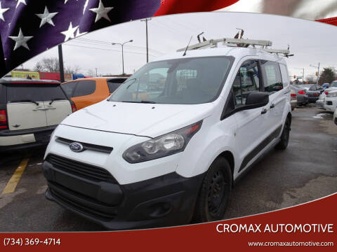 2015 Ford Transit Connect Cargo for sale at Cromax Automotive in Ann Arbor MI