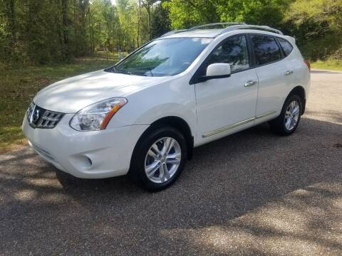 2013 Nissan Rogue for sale at J & J Auto Brokers in Slidell LA