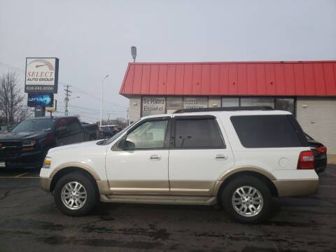 2013 Ford Expedition for sale at Select Auto Group in Wyoming MI