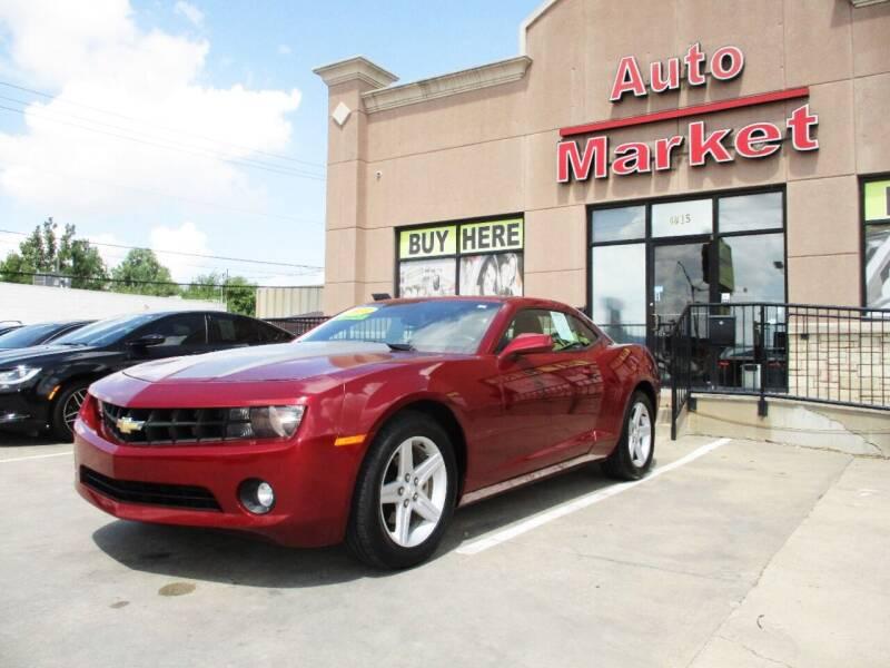 2010 Chevrolet Camaro for sale at Auto Market in Oklahoma City OK