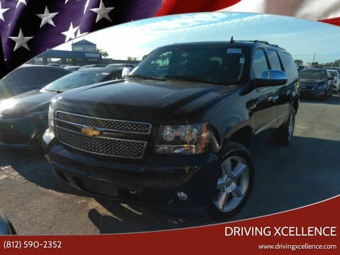 2013 Chevrolet Suburban for sale at Driving Xcellence in Jeffersonville IN