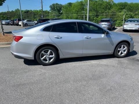 2016 Chevrolet Malibu for sale at CU Carfinders in Norcross GA