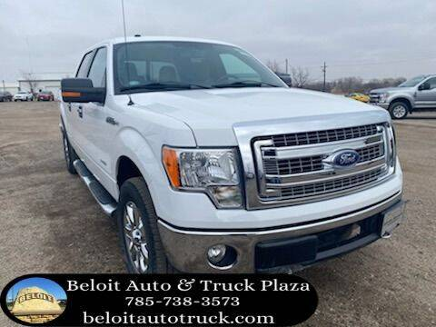 2013 Ford F-150 for sale at BELOIT AUTO & TRUCK PLAZA INC in Beloit KS
