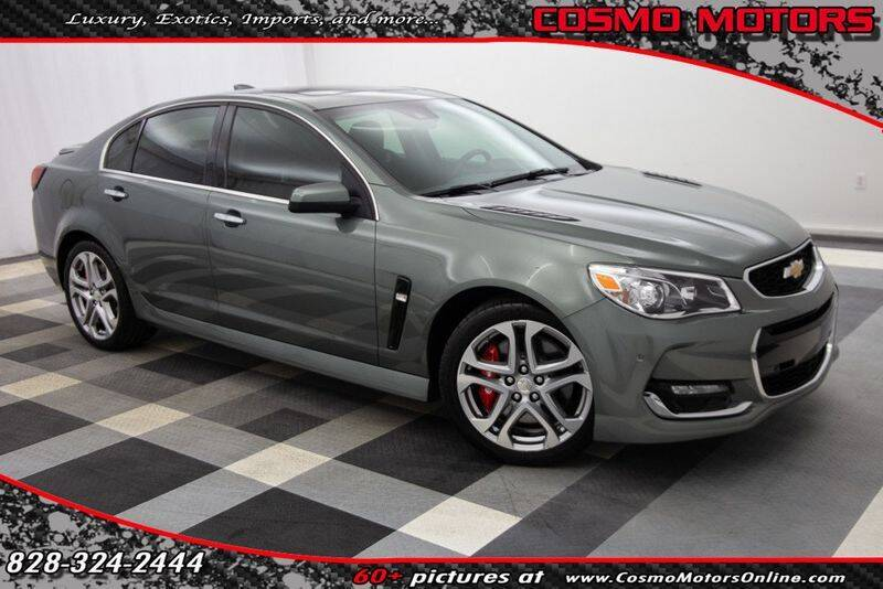 2016 Chevrolet SS for sale in Hickory, NC