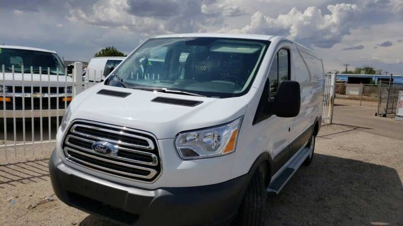 2016 Ford Transit Cargo for sale at MOUNTAIN WEST MOTORS LLC in Albuquerque NM