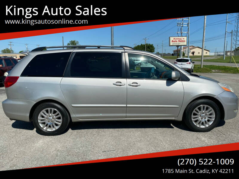2007 Toyota Sienna for sale at Kings Auto Sales in Cadiz KY
