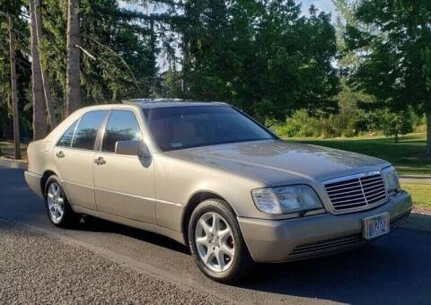 1993 Mercedes-Benz 300-Class for sale at CLEAR CHOICE AUTOMOTIVE in Milwaukie OR