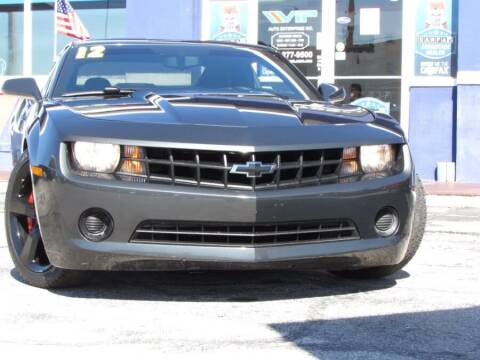 2012 Chevrolet Camaro for sale at VIP AUTO ENTERPRISE INC. in Orlando FL