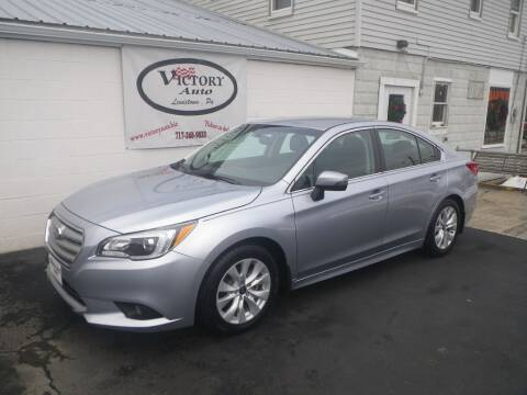 2015 Subaru Legacy for sale at VICTORY AUTO in Lewistown PA