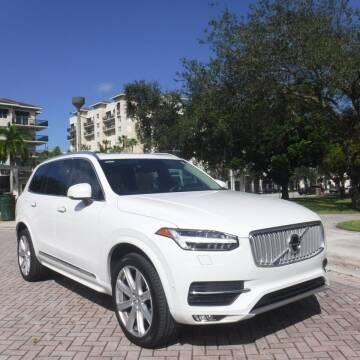 2016 Volvo XC90 for sale at Choice Auto in Fort Lauderdale FL