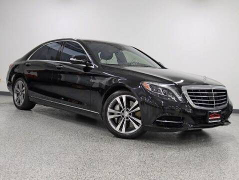 2015 Mercedes-Benz S-Class for sale at PLATINUM MOTORSPORTS INC. in Hickory Hills IL