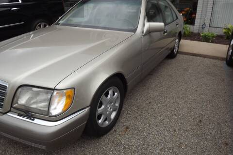 1995 Mercedes-Benz S-Class for sale at Grand Rapids Motorcar in Grand Rapids MI