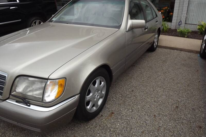 1995 Mercedes-Benz S-Class for sale at Grand Rapids Motorcar in Grand Rapids MI