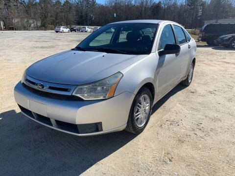 2011 Ford Focus for sale at Hwy 80 Auto Sales in Savannah GA