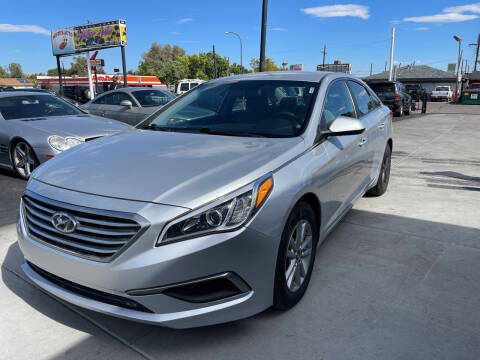 2016 Hyundai Sonata for sale at Mister Auto in Lakewood CO