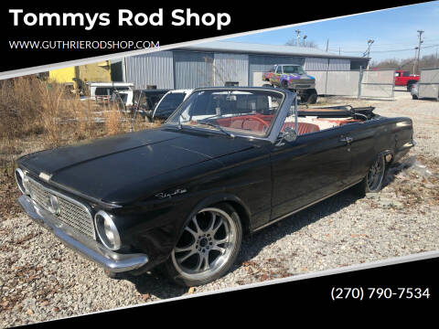1963 Plymouth Valiant for sale at Countryside Classics in Russellville KY