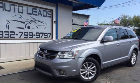 2016 Dodge Journey for sale at AUTO LEADS in Pasadena TX