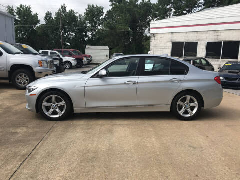2014 BMW 3 Series for sale at Northwood Auto Sales in Northport AL