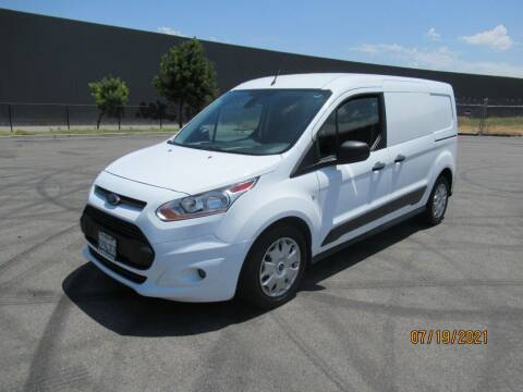 2017 Ford Transit Connect Cargo for sale at California Auto Enterprises in San Jose CA