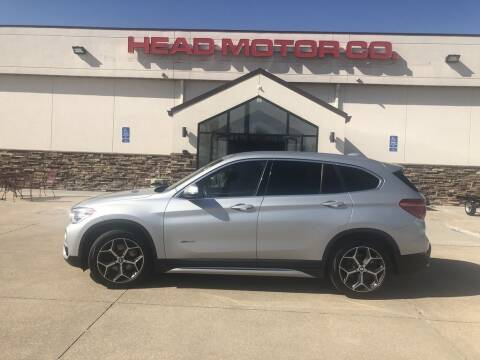 2016 BMW X1 for sale at Head Motor Company - Head Indian Motorcycle in Columbia MO