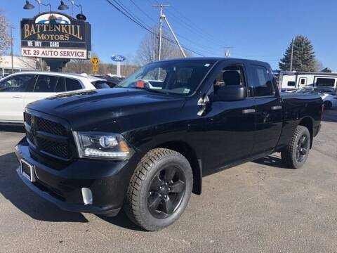 2014 RAM Ram Pickup 1500 for sale at BATTENKILL MOTORS in Greenwich NY