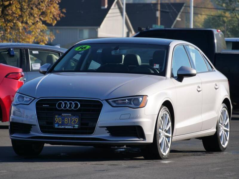 2016 Audi A3 for sale at CLINT NEWELL USED CARS in Roseburg OR