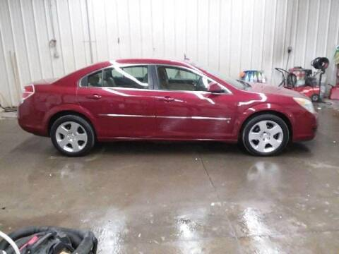 2007 Saturn Aura for sale at Lannys Autos in Winterset IA