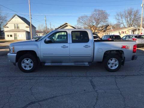 2012 Chevrolet Silverado 1500 for sale at Albia Motor Co in Albia IA
