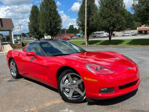 2006 Chevrolet Corvette for sale at Mike's Wholesale Cars in Newton NC