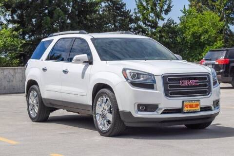 2017 GMC Acadia Limited for sale at Chevrolet Buick GMC of Puyallup in Puyallup WA