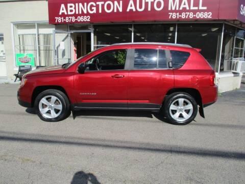 2013 Jeep Compass for sale at Abington Auto Mall LLC in Abington MA