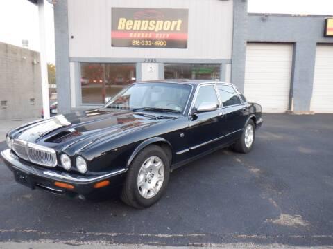 2003 Jaguar XJ-Series for sale at RENNSPORT Kansas City in Kansas City MO