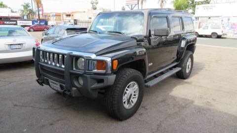 2006 HUMMER H3 for sale at Luxury Auto Imports in San Diego CA