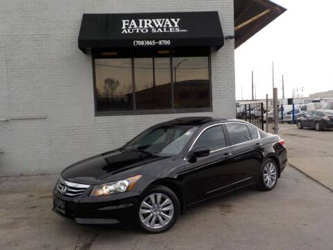 2011 Honda Accord for sale at FAIRWAY AUTO SALES, INC. in Melrose Park IL
