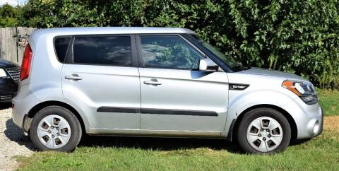 2013 Kia Soul for sale at PINNACLE ROAD AUTOMOTIVE LLC in Moraine OH