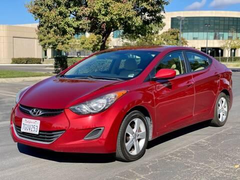 2011 Hyundai Elantra for sale at Silmi Auto Sales in Newark CA