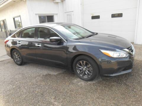 2018 Nissan Altima for sale at Unity Motors LLC in Jenison MI