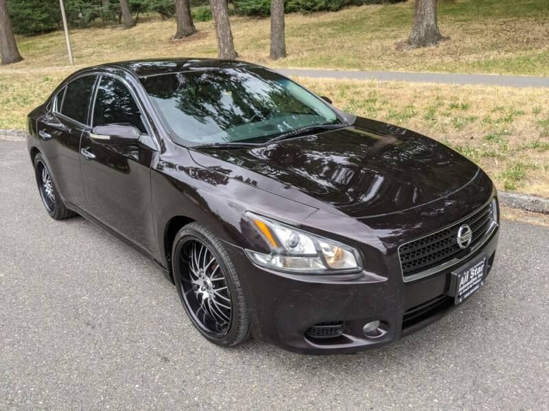 2011 Nissan Maxima for sale at All Star Automotive in Tacoma WA