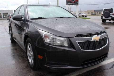 2014 Chevrolet Cruze for sale at B & B Car Co Inc. in Clinton Twp MI