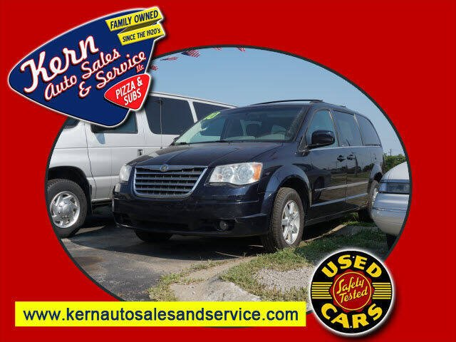 2010 Chrysler Town and Country Touring 4dr Mini-Van - Chelsea MI