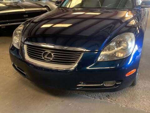2006 Lexus SC 430 for sale at American Classic Car Sales in Sarasota FL