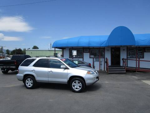 2005 Acura MDX for sale at Jim's Cars by Priced-Rite Auto Sales in Missoula MT