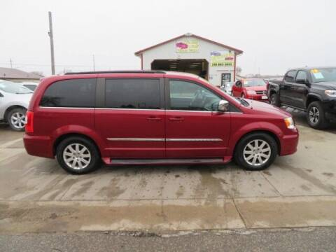 2011 Chrysler Town and Country for sale at Jefferson St Motors in Waterloo IA