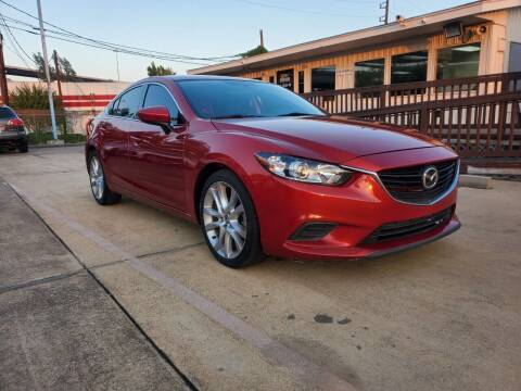 2014 Mazda MAZDA6 for sale at Zora Motors in Houston TX