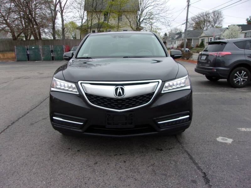 2014 Acura MDX for sale at MIRACLE AUTO SALES in Cranston RI