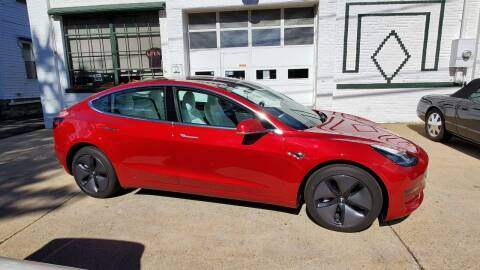 2018 Tesla Model 3 for sale at Carroll Street Auto in Manchester NH