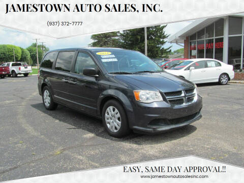 2014 Dodge Grand Caravan for sale at Jamestown Auto Sales, Inc. in Xenia OH