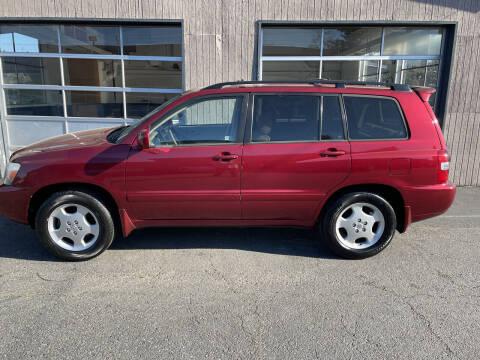 2004 Toyota Highlander for sale at Westside Motors in Mount Vernon WA