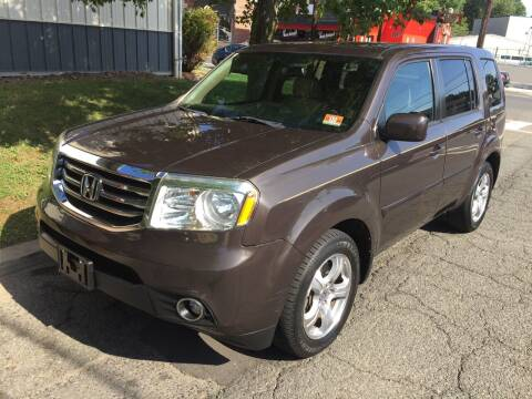 2013 Honda Pilot for sale at UNION AUTO SALES in Vauxhall NJ